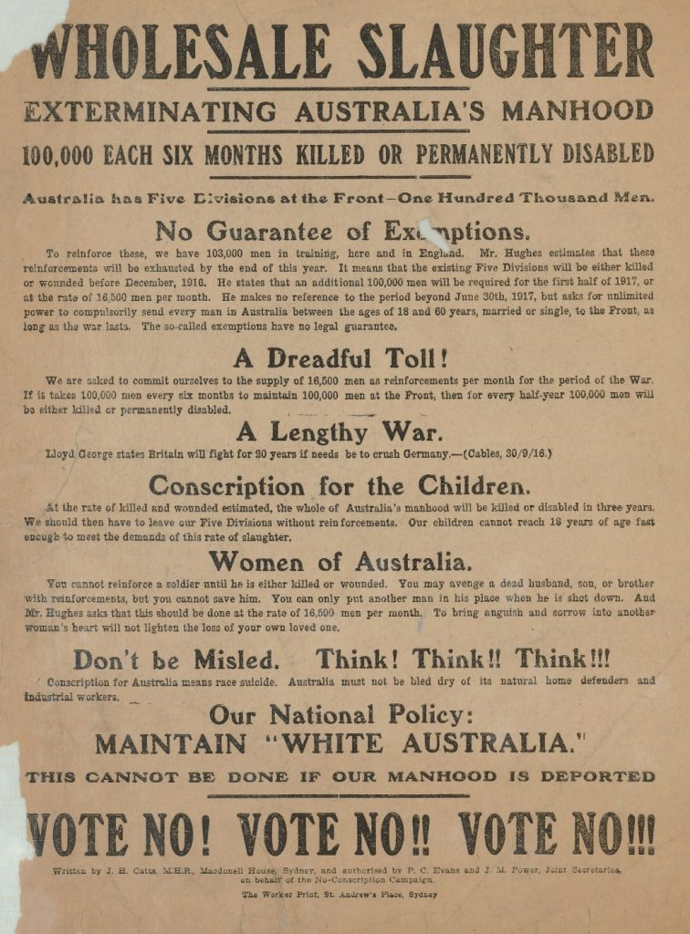Wholesale-slaughter-Exterminating-Australias-Manhood...Vote-No-1916.-Courtesy-State-Library-Victoria-sm